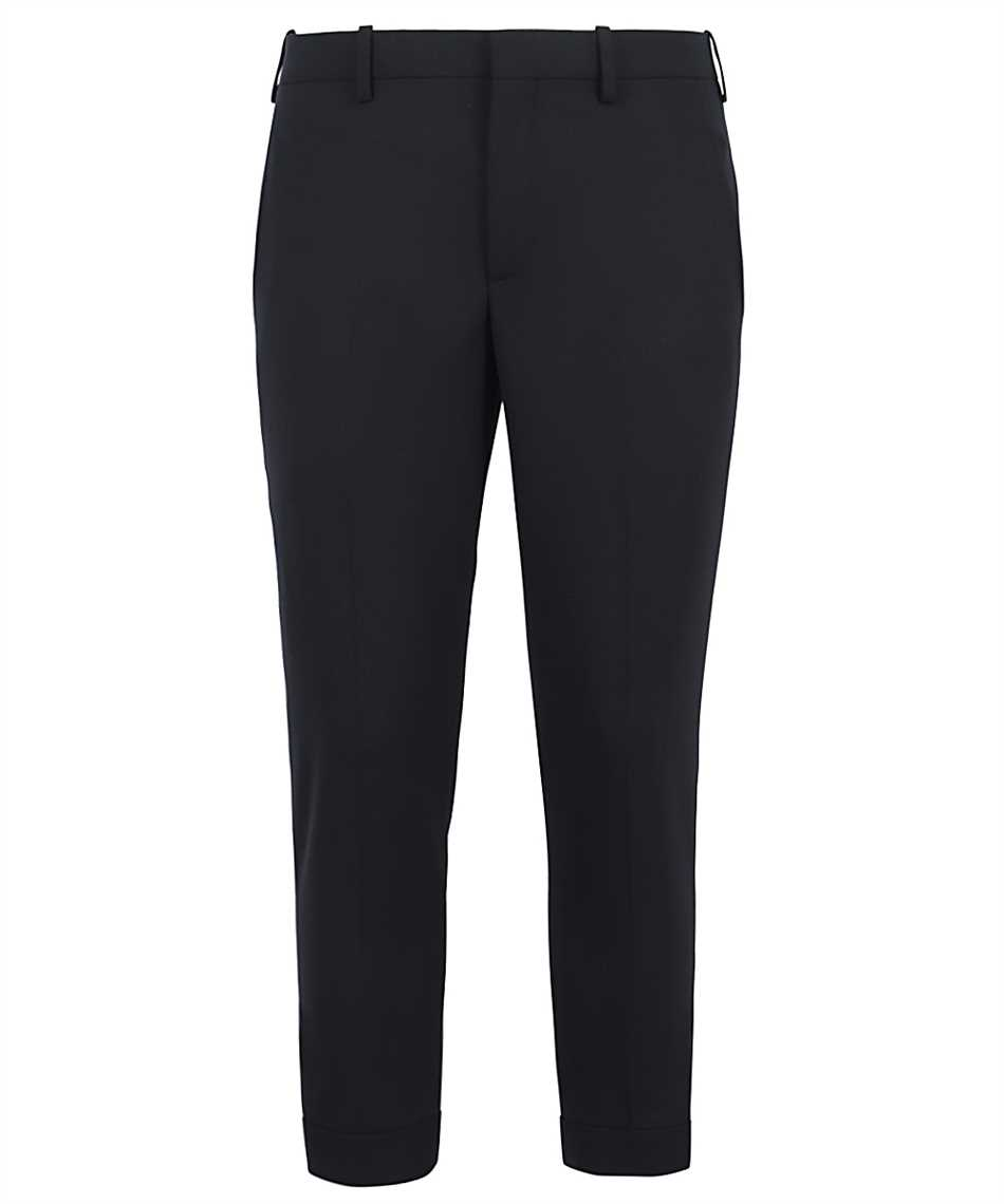 Neil Barrett PBPA488H Q001 TRAVEL SLIM REGULAR RISE Trousers 1