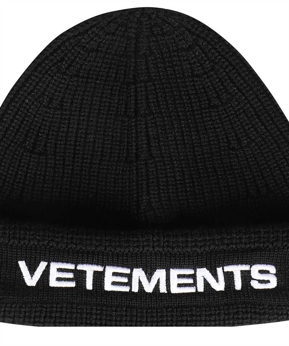 Vetements UA52KN300B LOGO Cappello 3