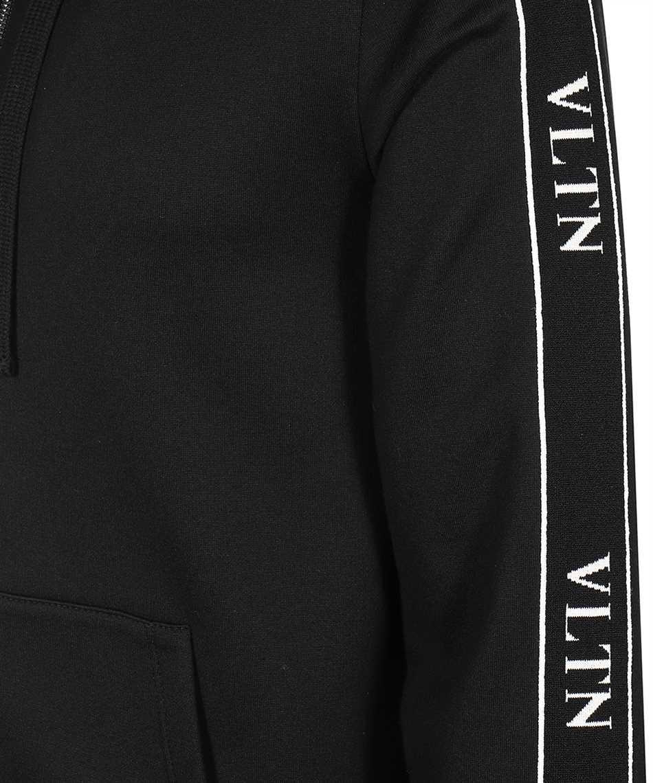 Valentino UV3MF15V6LP VLTN VLTN PIPING Hoodie 3