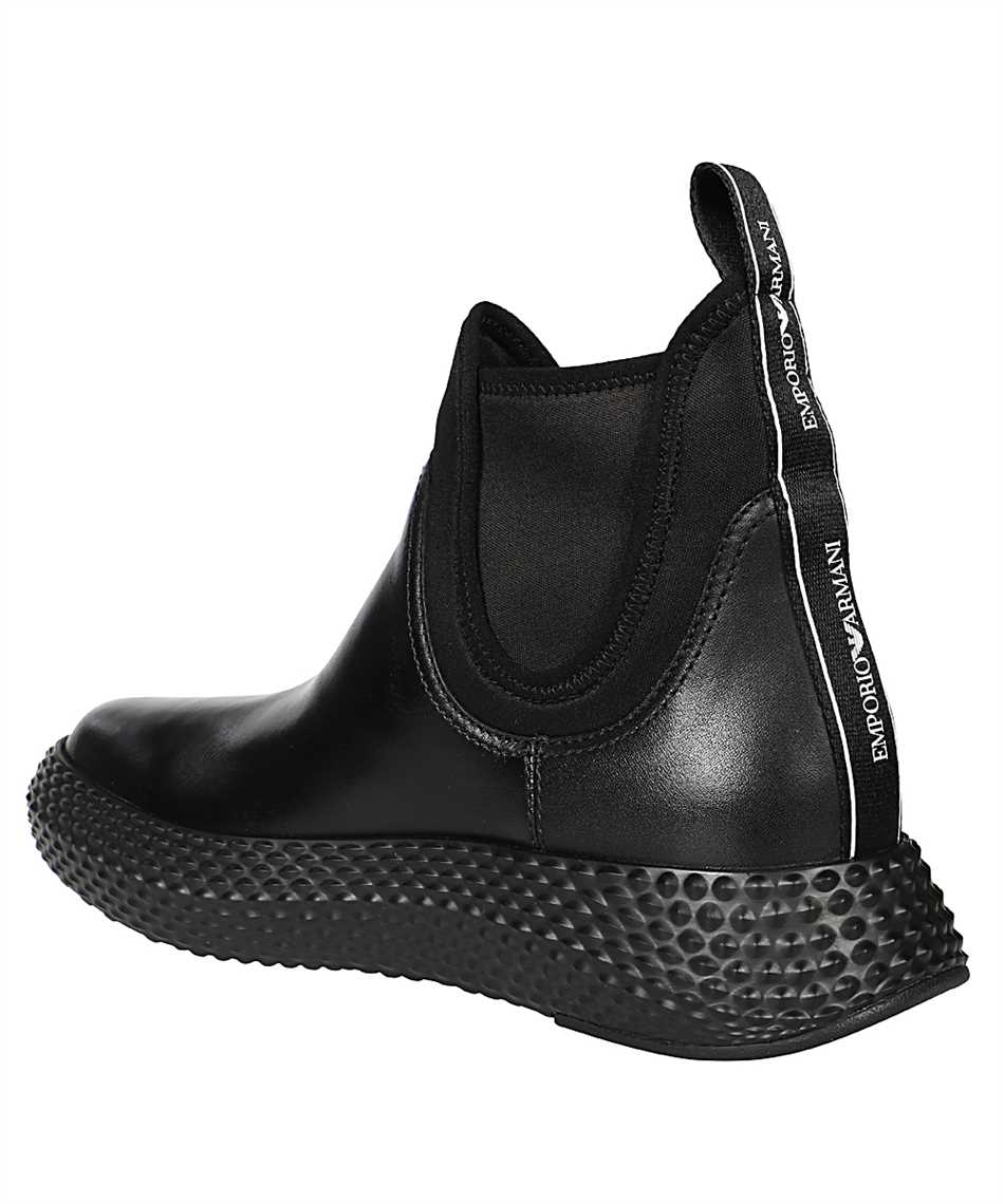 Emporio Armani X3M315 XM077 Stiefel 3