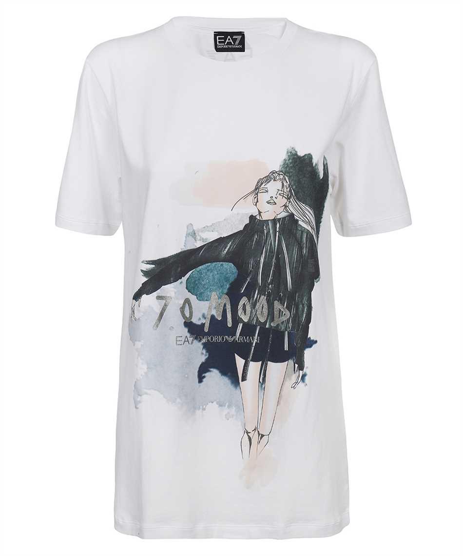 EA7 3KTT62 TJ28Z T-shirt 1