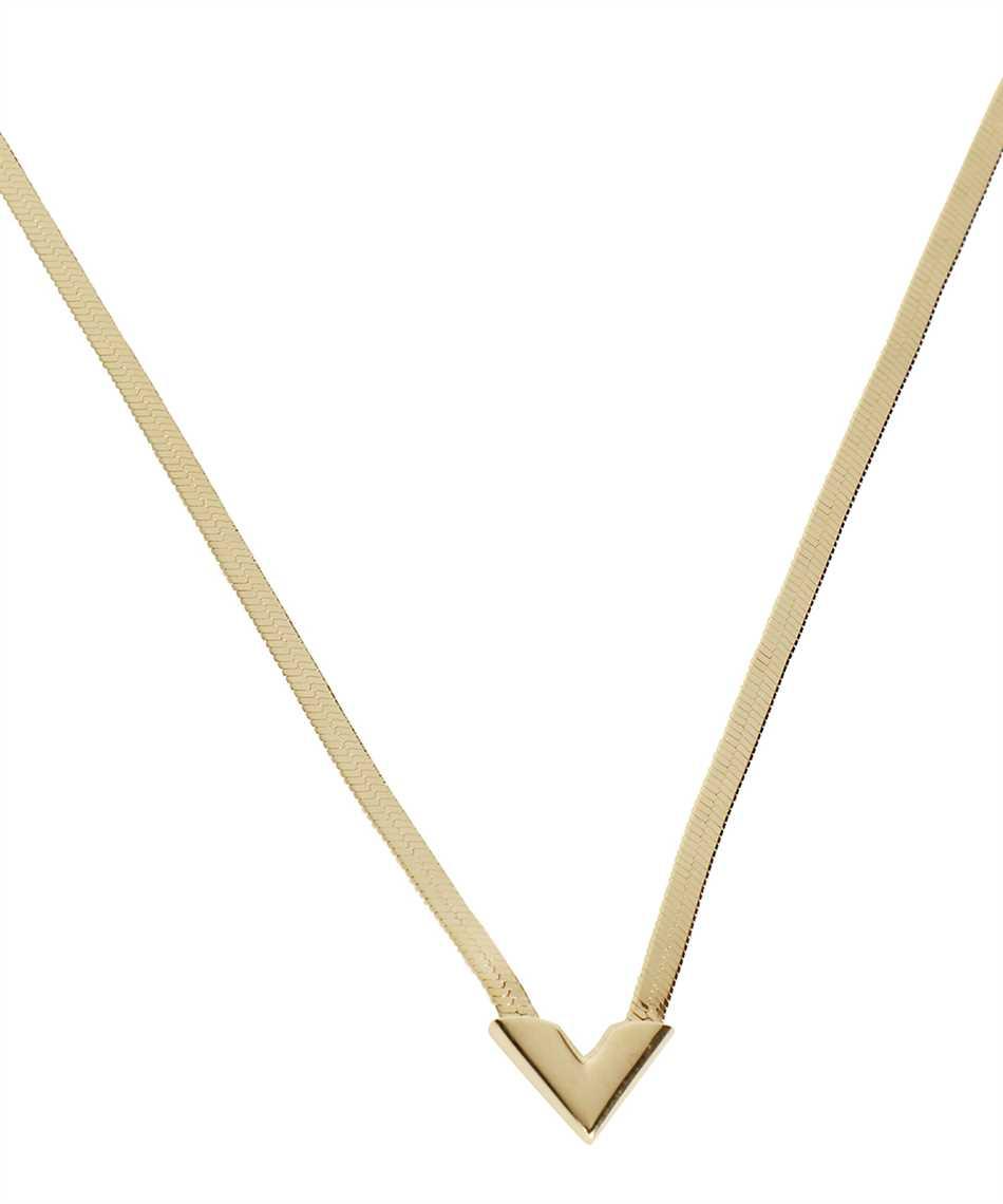 Bottega Veneta 666157 VAHU0 925/1000 SILVER Halskette 2