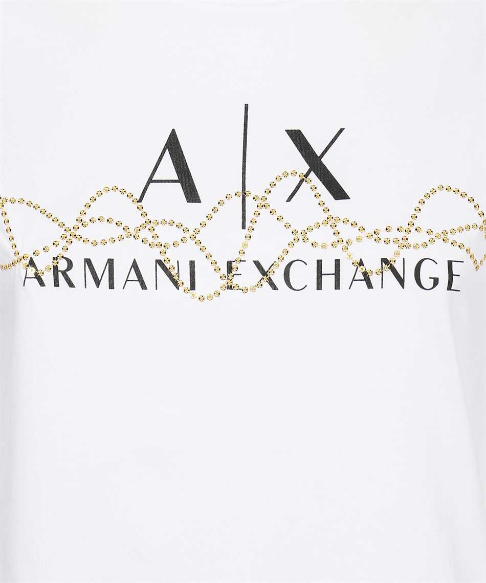 Armani Exchange 6KYTAK YJ8QZ LOGO T-shirt 3