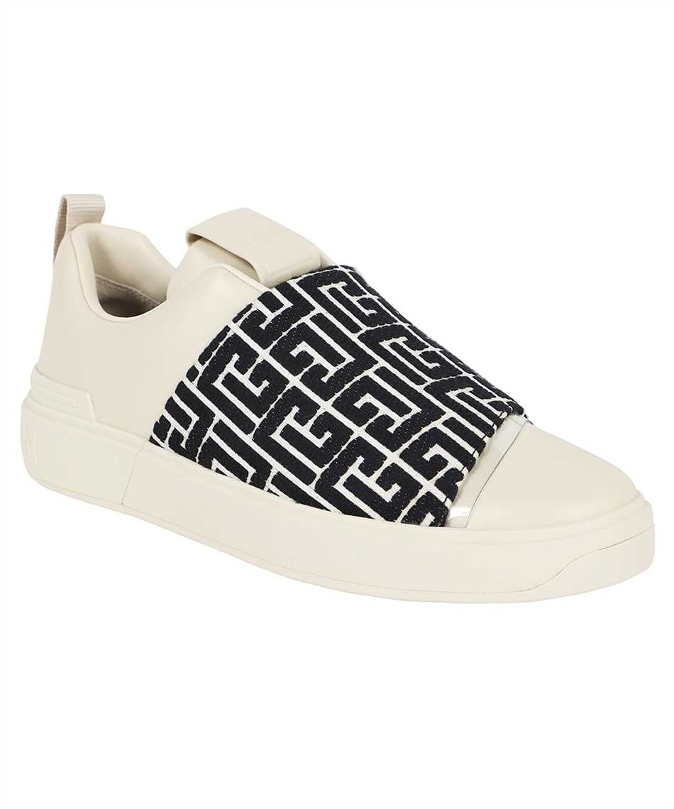 Balmain WM1VJ246LSJM B COURT Sneakers 2