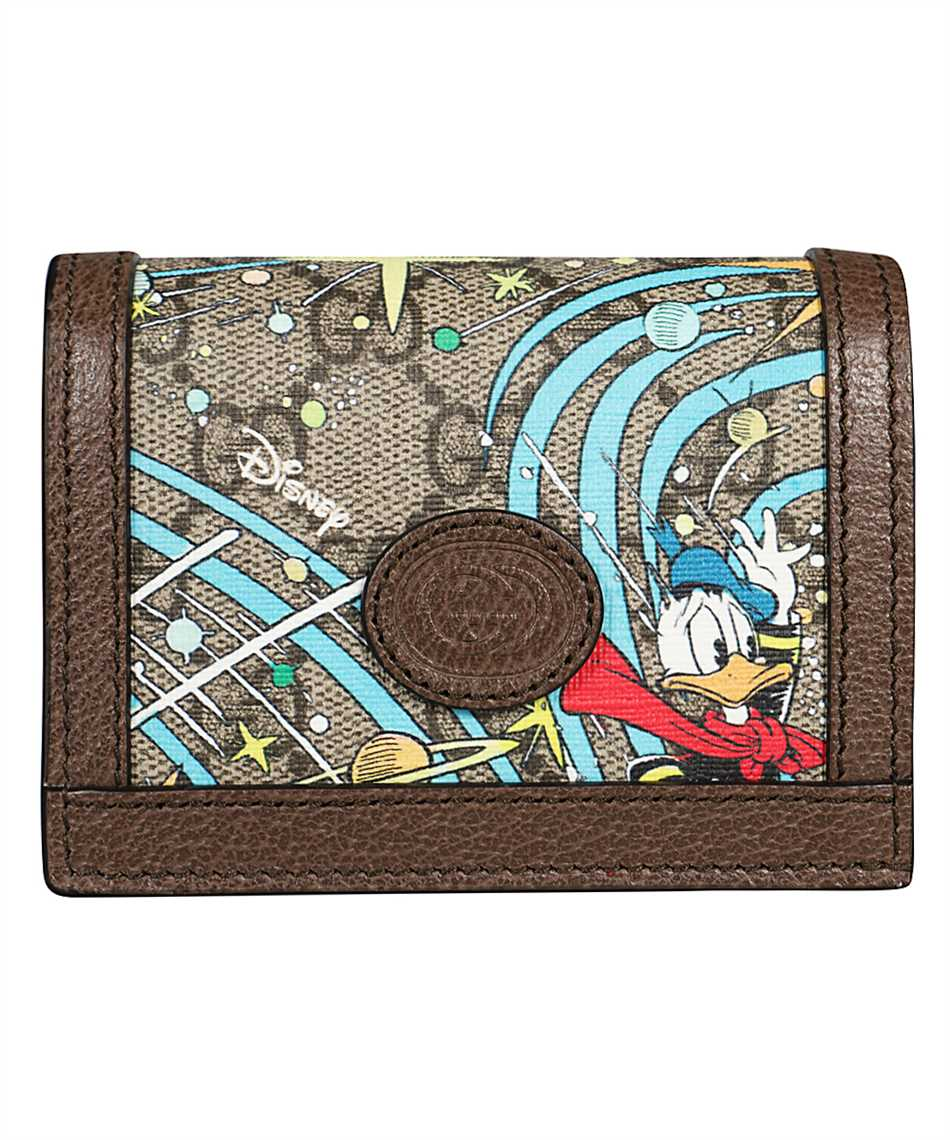 Gucci 648121 2M1AT DD ROCKET Porta carte di credito 1