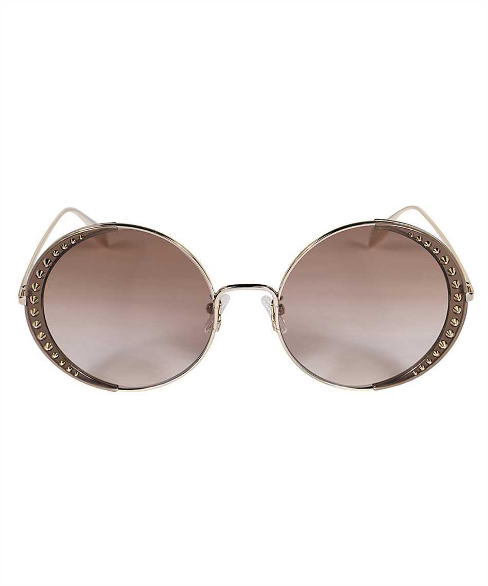 Alexander McQueen 649822 I3330 STUDDED LENS ROUND Sonnenbrille 1