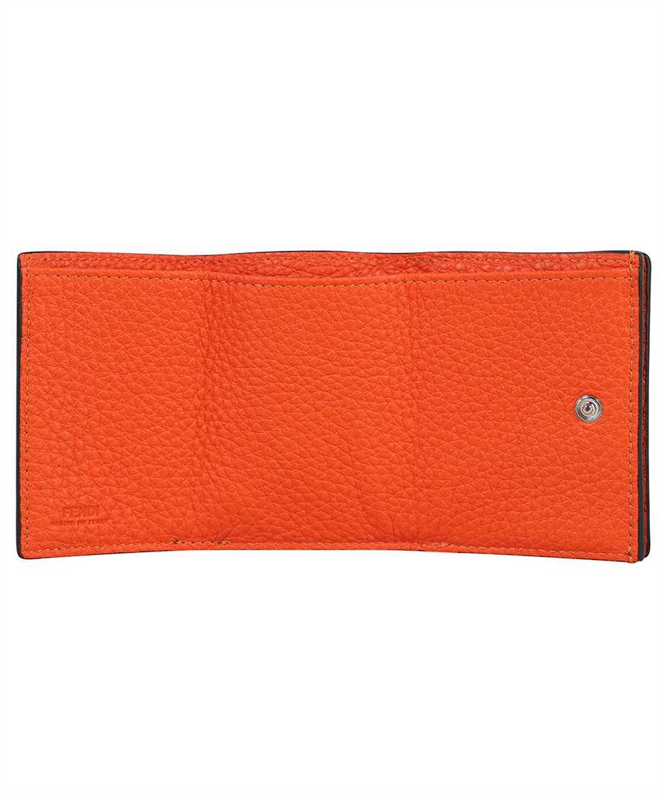 Fendi 7M0280 ADYX TRIFOLD Wallet 3
