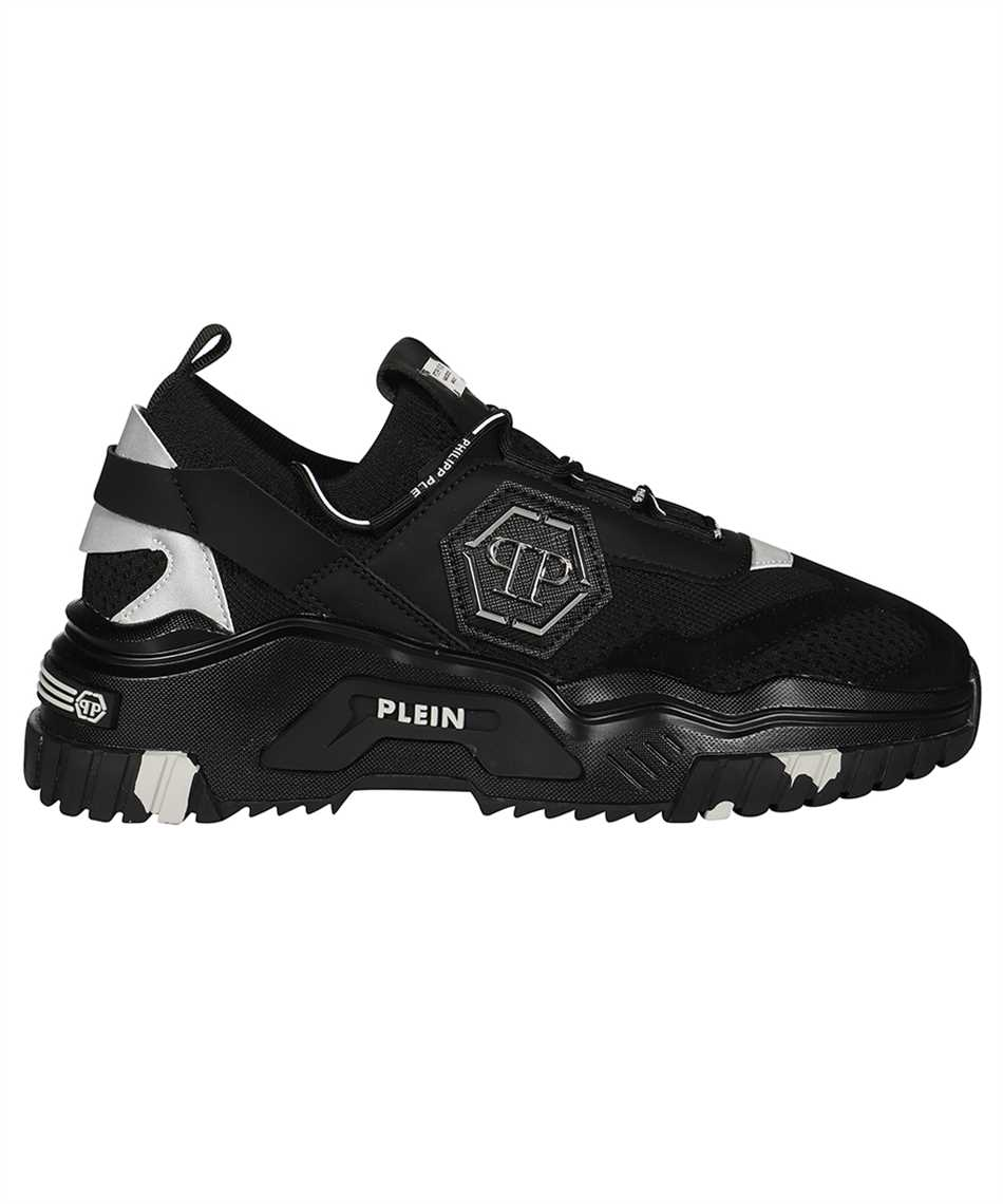 Philipp Plein AAAS USC 0096 PTE003N VEGAN TRAINER PREDATOR TM Sneakers 1
