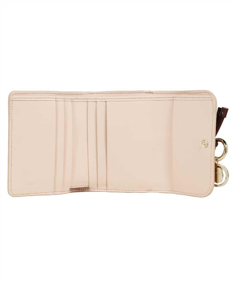 Chloé CHC21WP945F47 ALPHABET TRI-FOLD Wallet 3