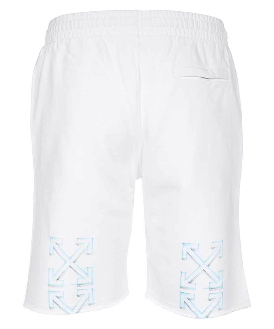 Off-White OMCI006F21FLE007 MARKER Shorts 2