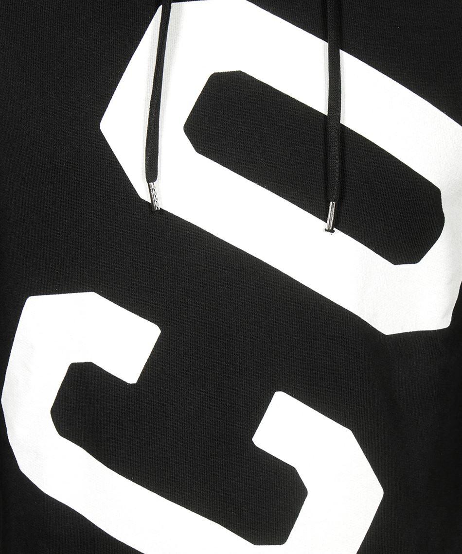 Dsquared2 S74GU0277 S25305 Kapuzen Sweatshirt Schwarz
