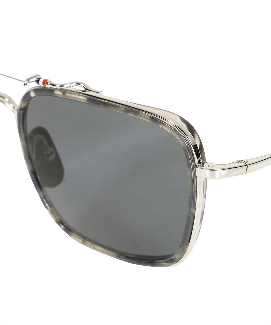 Thom Browne TBS816 53 03 AVIATOR Sunglasses 3