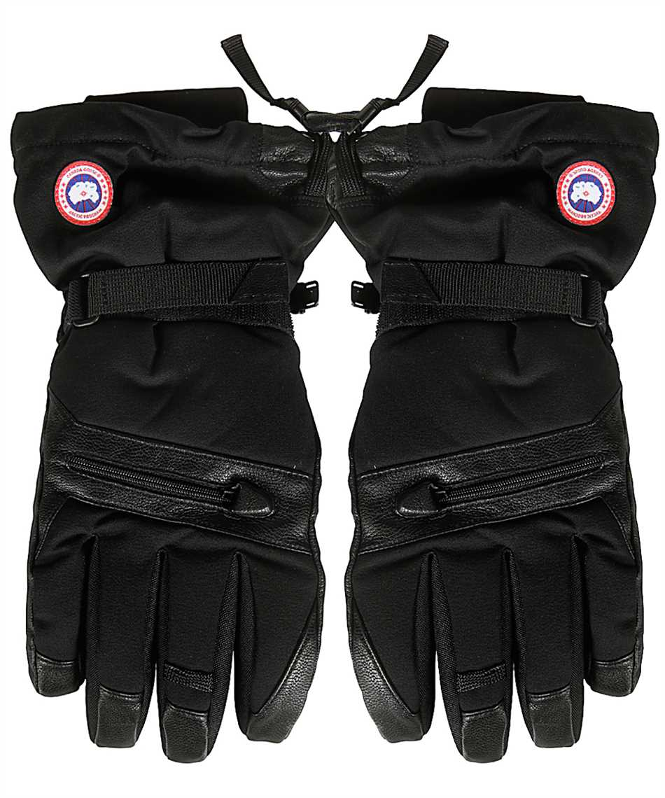 Canada Goose 5154m Northern Utility Gloves Black