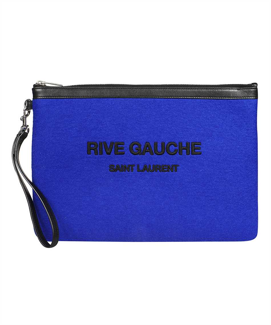 Saint Laurent 581369 FHVPE RIVE GAUCHE ZIPPERED Tasche 1