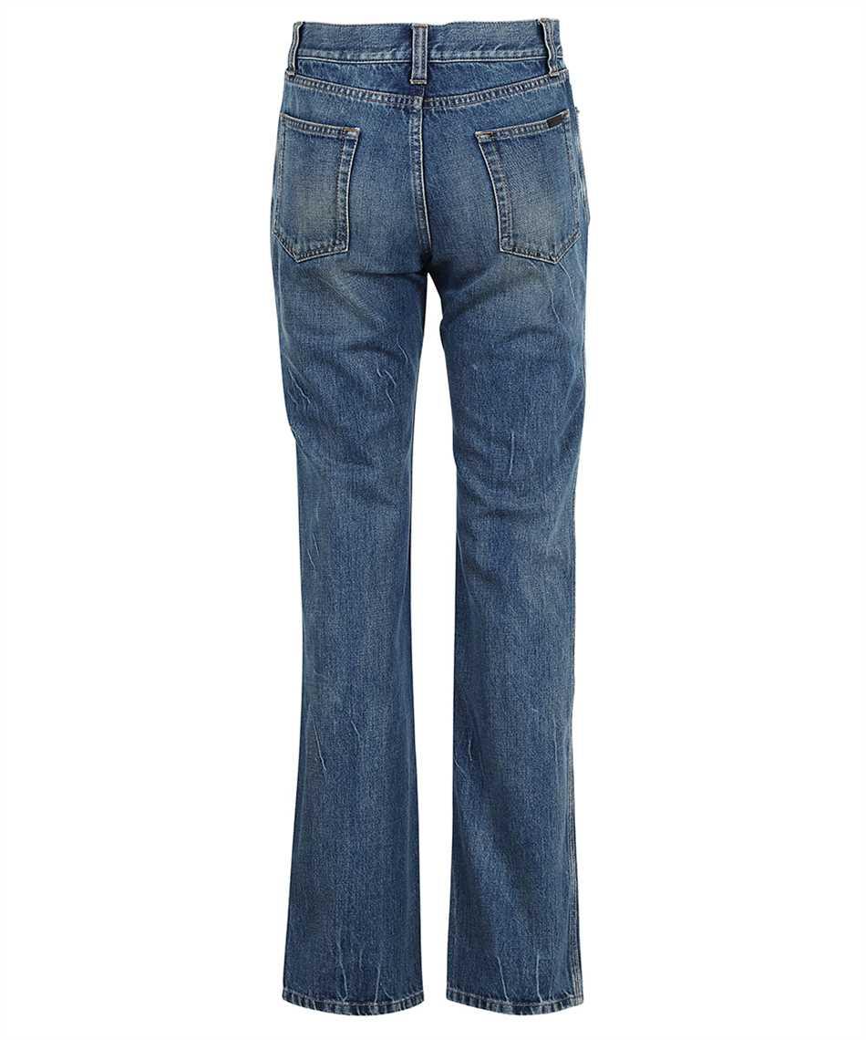 Saint Laurent 659939 Y863C 60'S Jeans 2