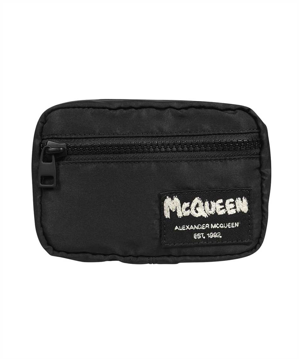 Alexander McQueen 663149 1AAB9 MINI Borsa 1