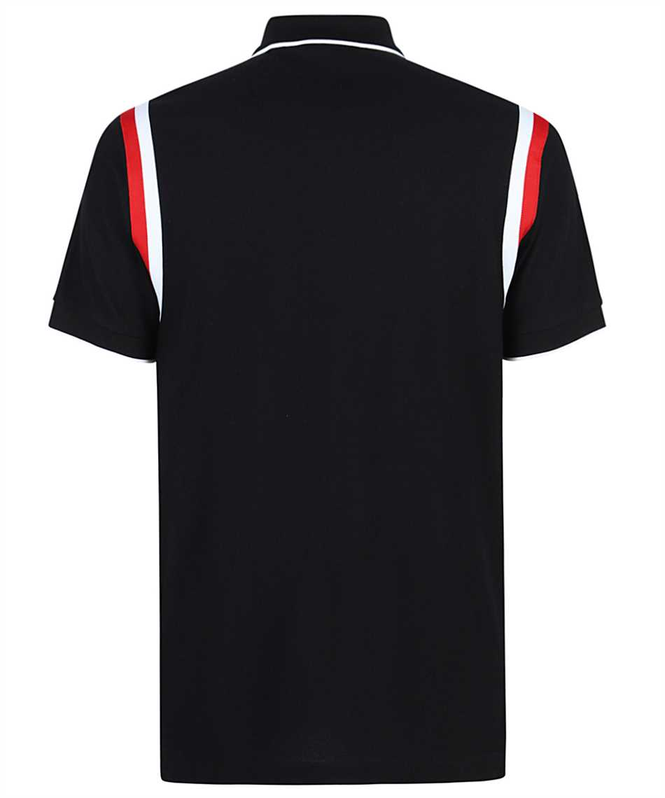 Burberry 8035408 LOGO GRAPHIC APPLIQUÉ COTTON PIQUÉ Polo 2