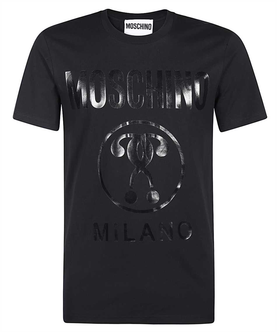 Moschino A0706 2040 DOUBLE QUESTION MARK T-shirt 1