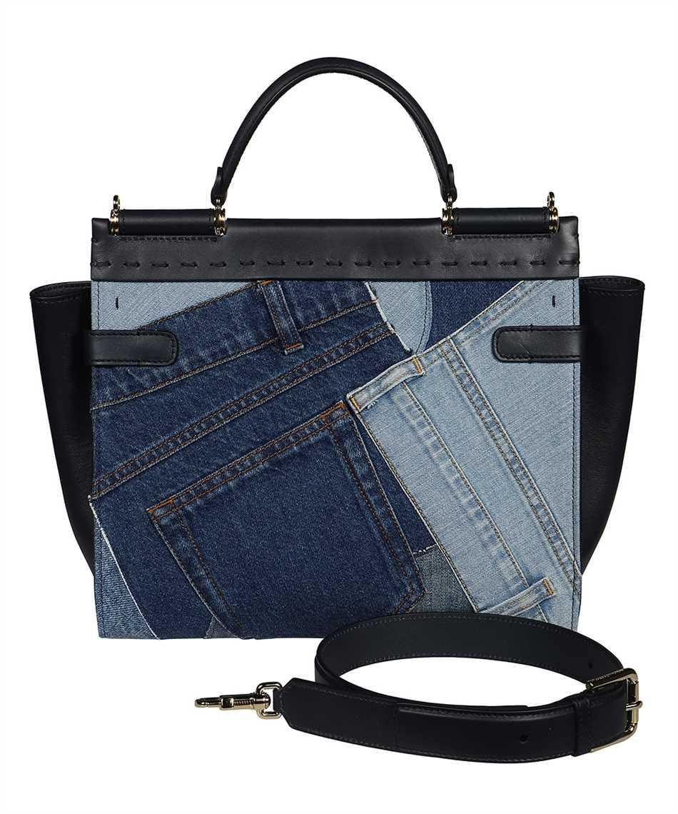 Dolce & Gabbana BB6891 AO621 LARGE SICILY 62 SOFT Borsa 2