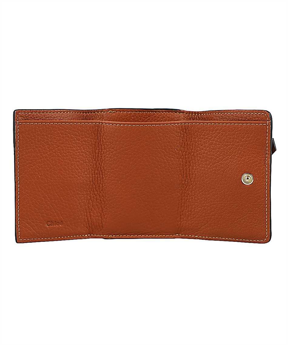 Chloé CHC17UP719H9Q ALPHABET MINI TRI-FOLD Wallet 3