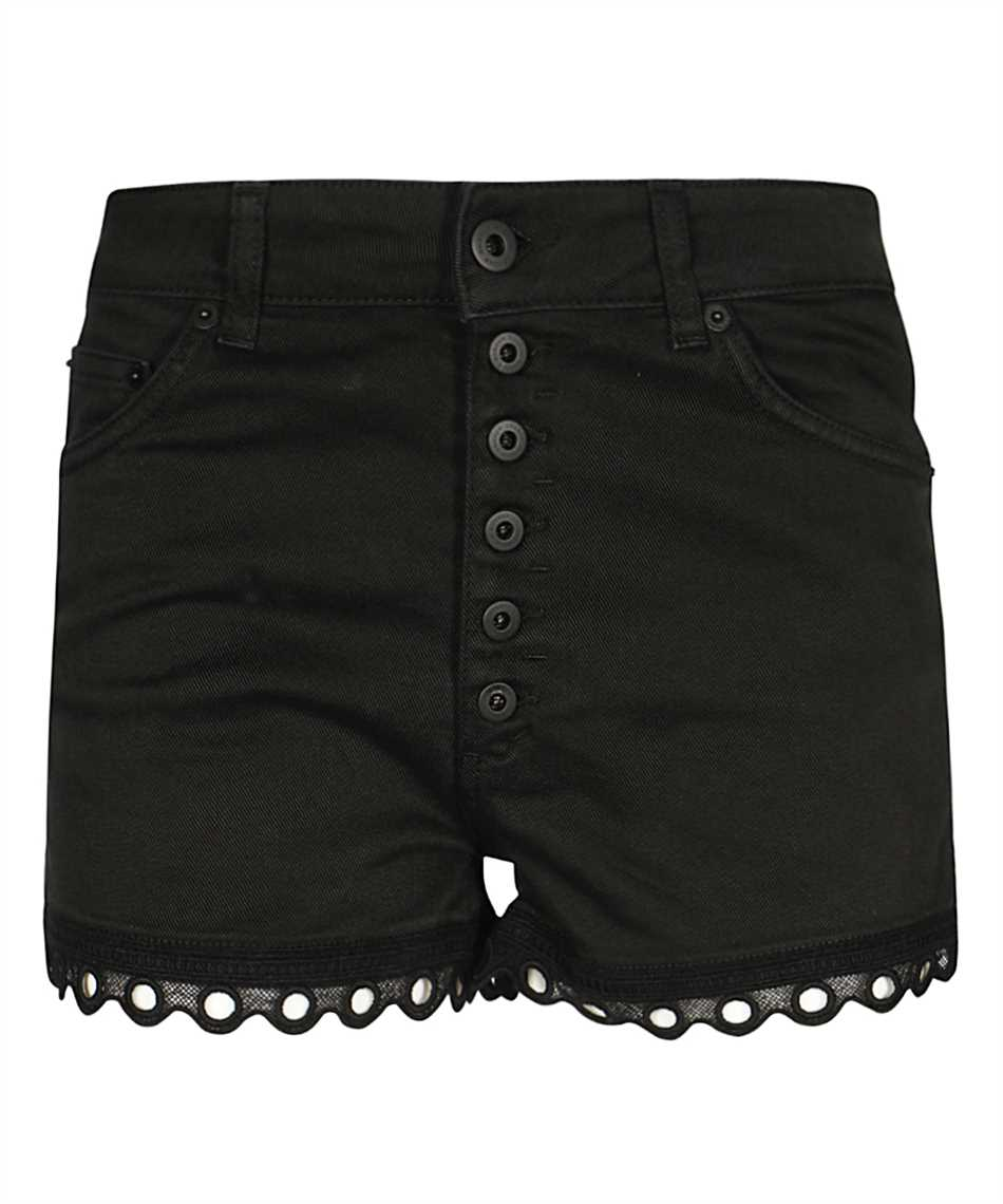 Don Dup DP277 BS0009 PTDW Shorts 1