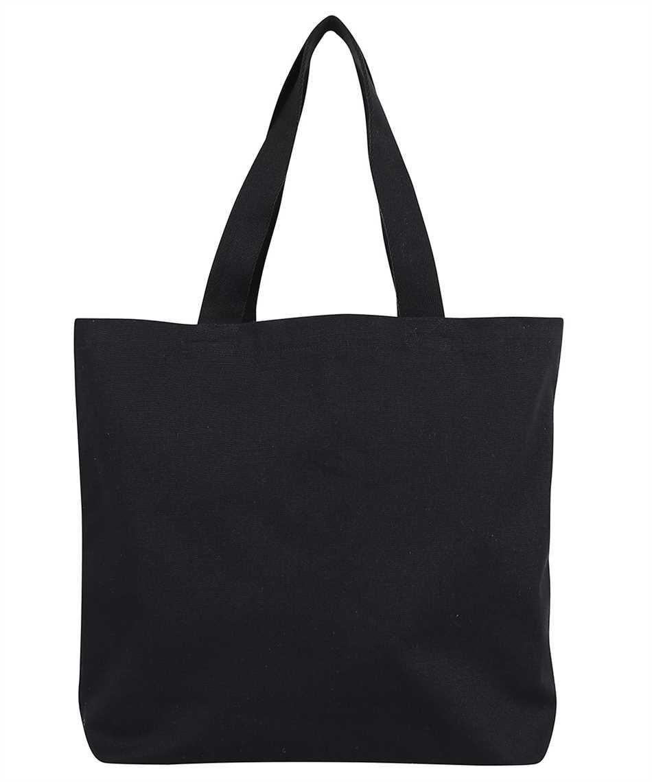 Maison Kitsune HU05132WW0008 ALL-RIGHT FOX CLASSIC TOTE Bag 2