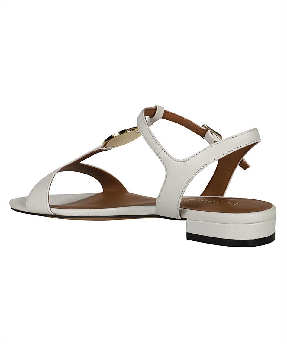 Emporio Armani X3P640 XF438 LEATHER Sandalen 3