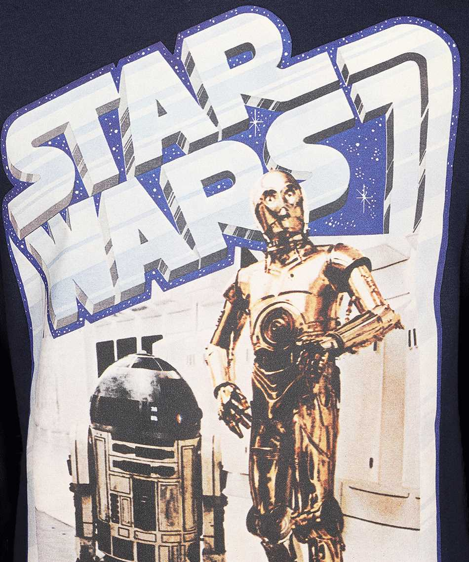 Etro 1Y441 9056 STAR WARS Sweatshirt 3