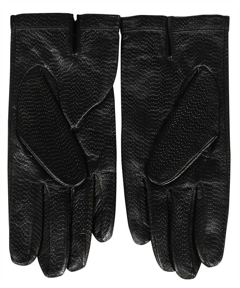 Emporio Armani 624136 0A200 LEATHER Gloves 2