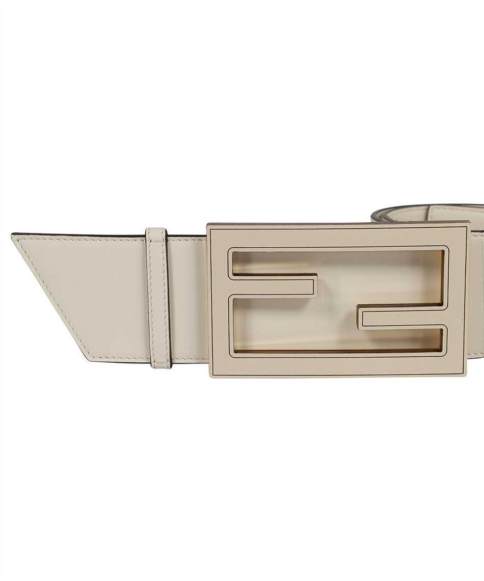 Fendi 8C0616 AAIW WIDE BAGUETTE Belt 3