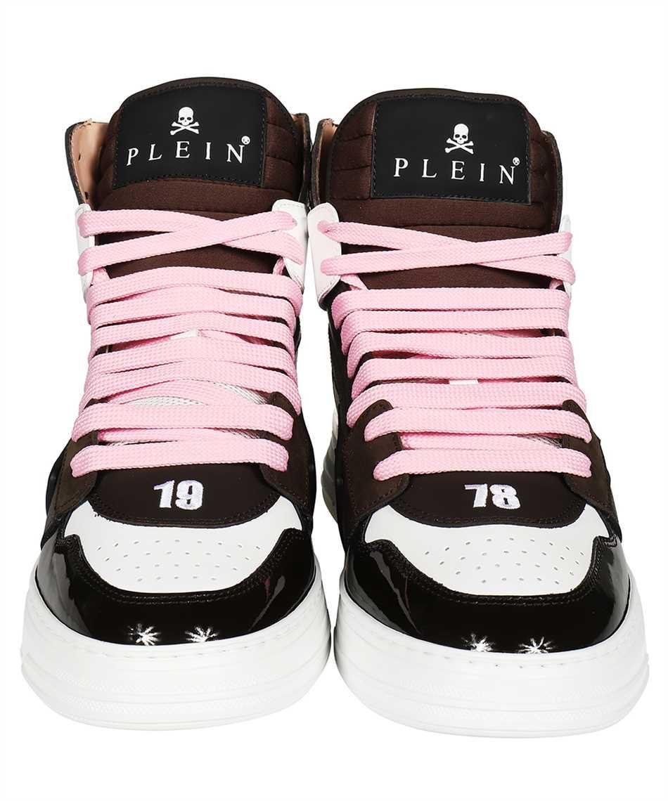 Philipp Plein AAAS MSC 3313 PLE010N PHANTOM KICK HIT TOP Sneakers 3