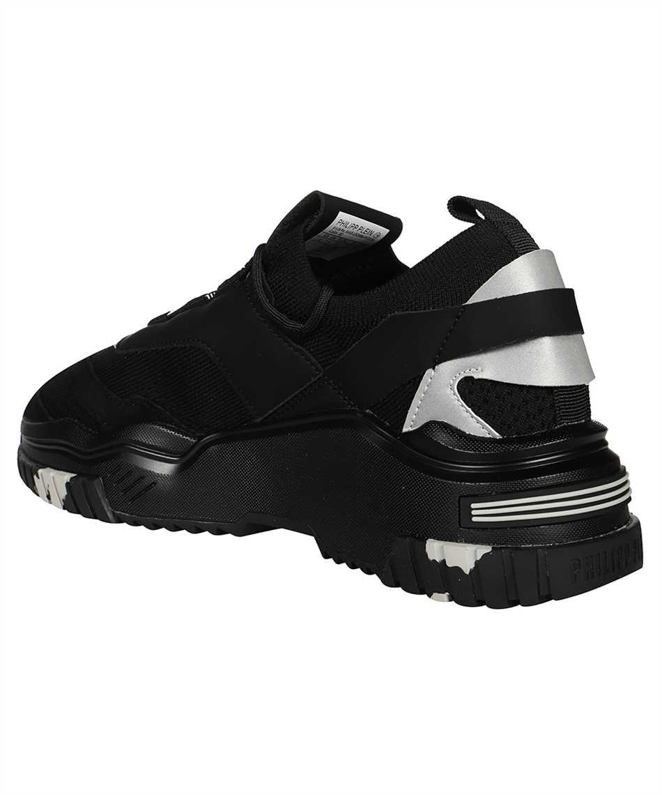 Philipp Plein AAAS USC 0096 PTE003N VEGAN TRAINER PREDATOR TM Sneakers 3