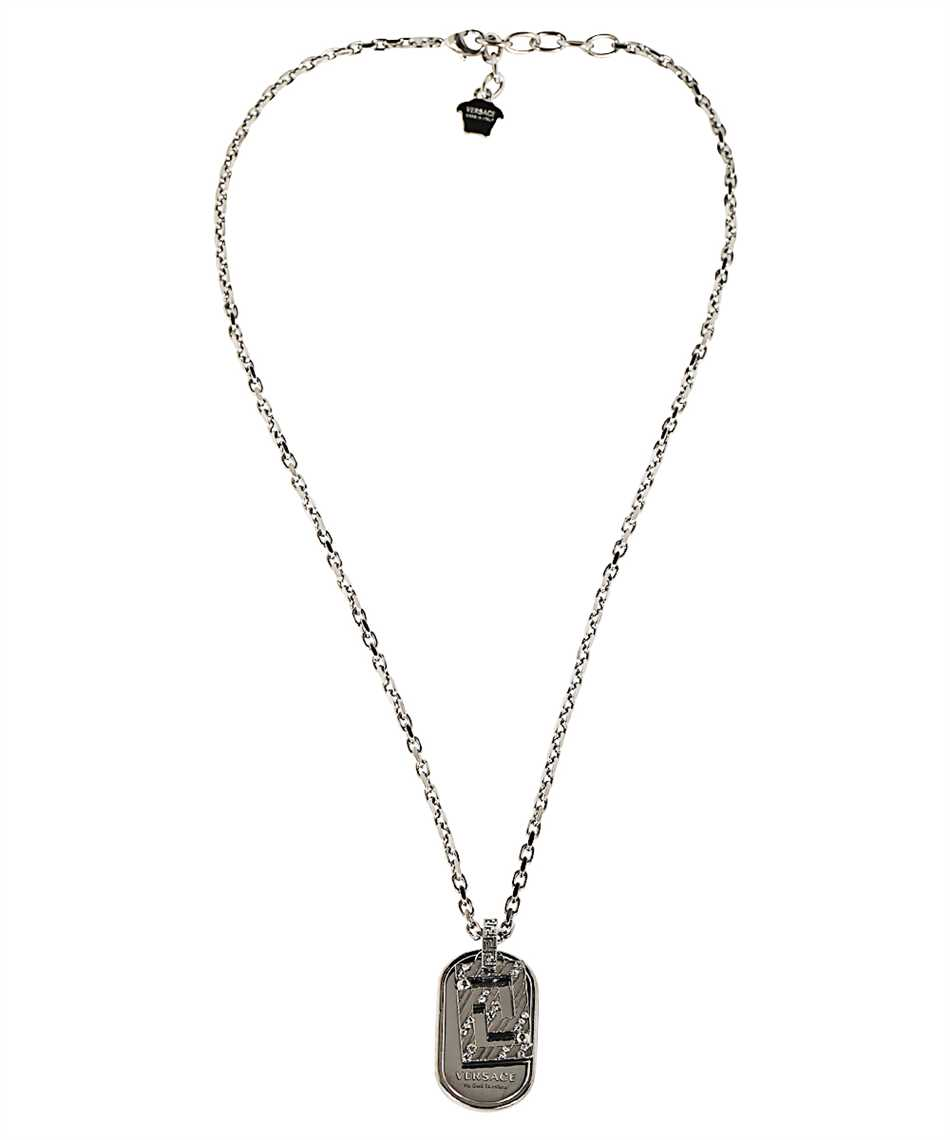 Versace DG18156 DJMX GRECA RHINESTONE Necklace 1