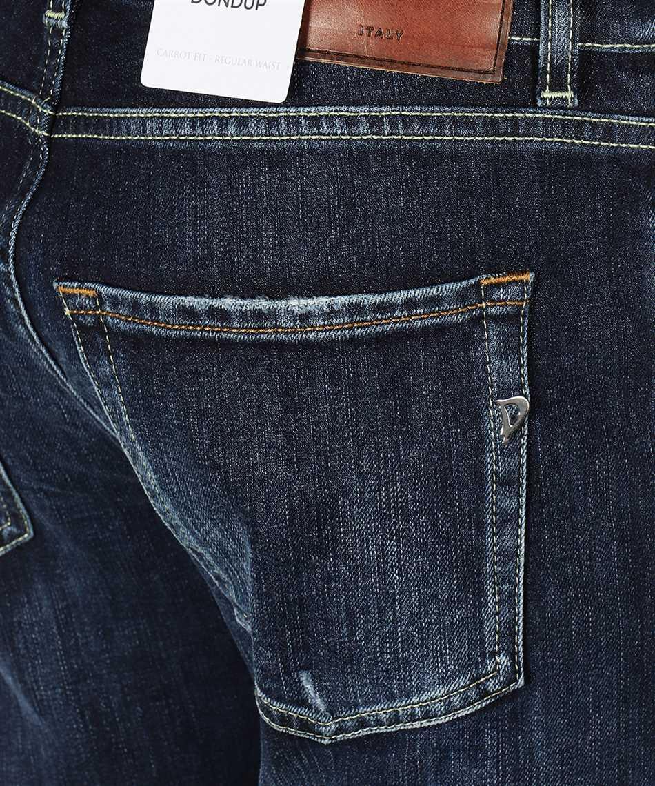 Don Dup DP466 DS0257D AN6 CARROT FIT Jeans 3