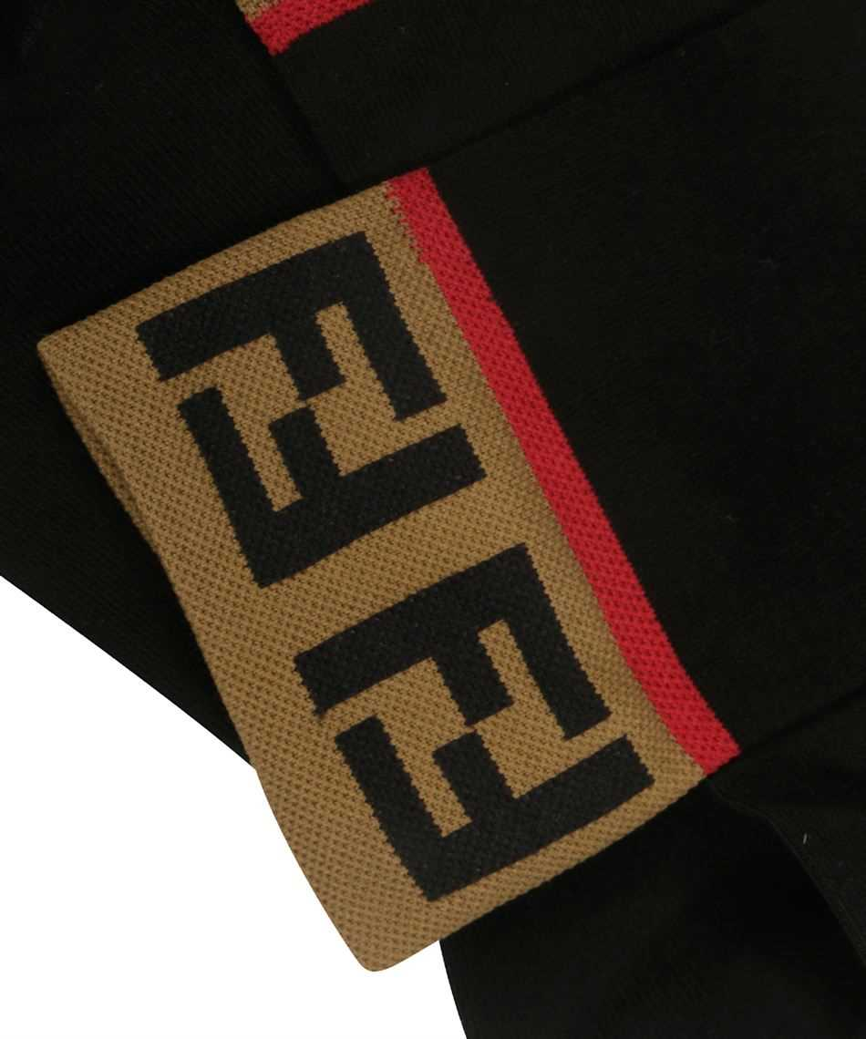 Fendi FXZ035 A4ZP Socks 3
