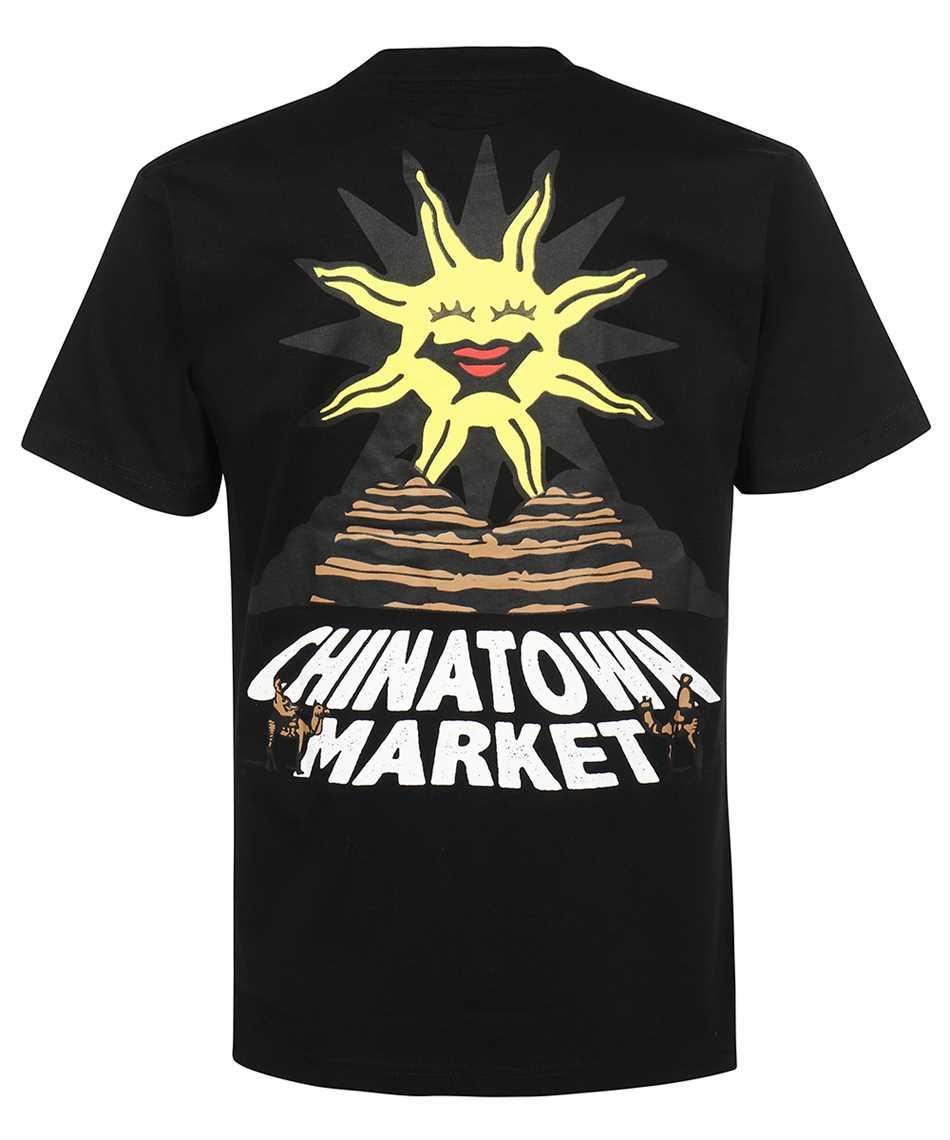 Chinatown Market 1990557 SUNSHINE OVER THE PYRAMIDS T-Shirt 2