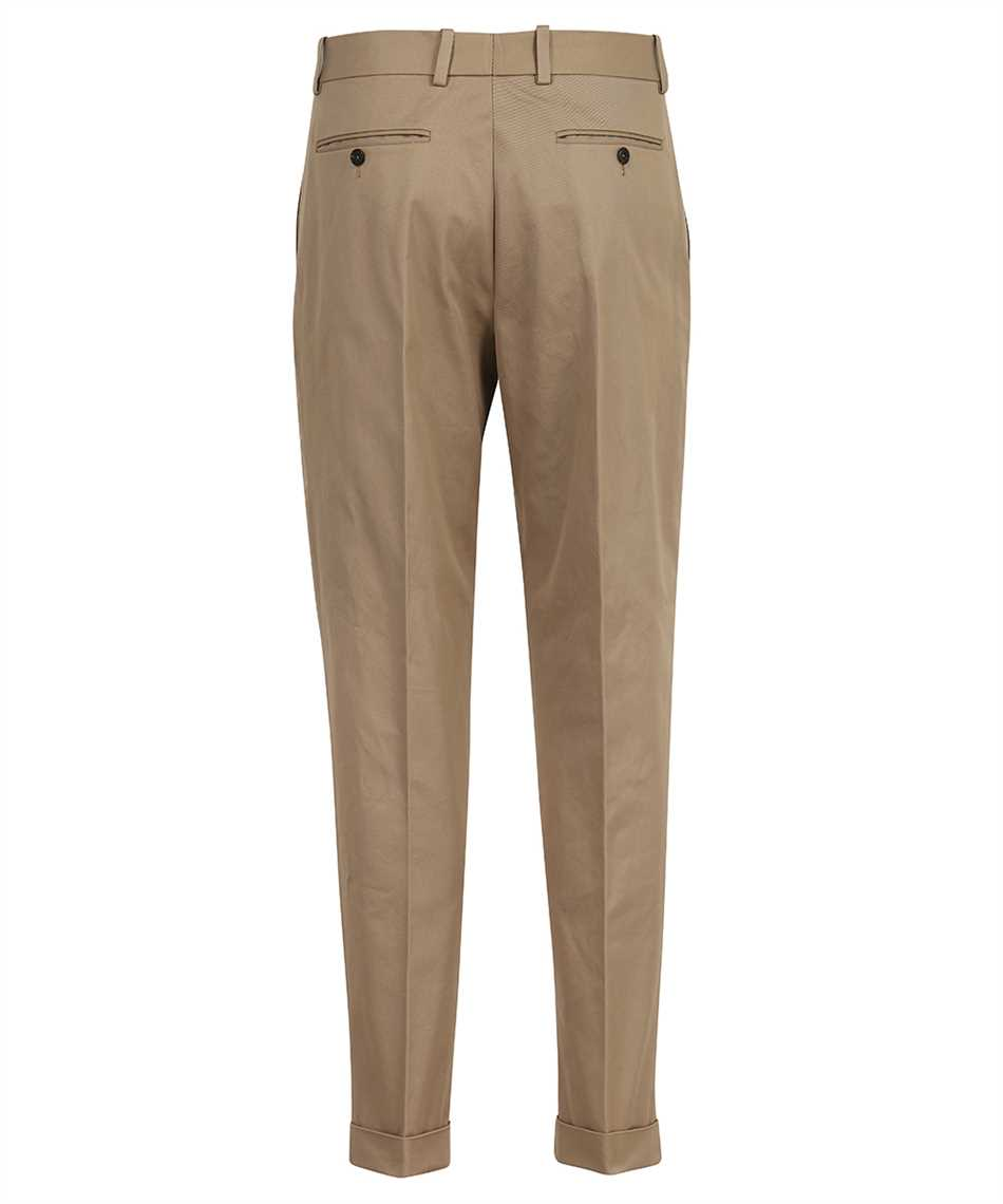 Alexander McQueen 653534 QRS29 PEG CHINO Trousers 2