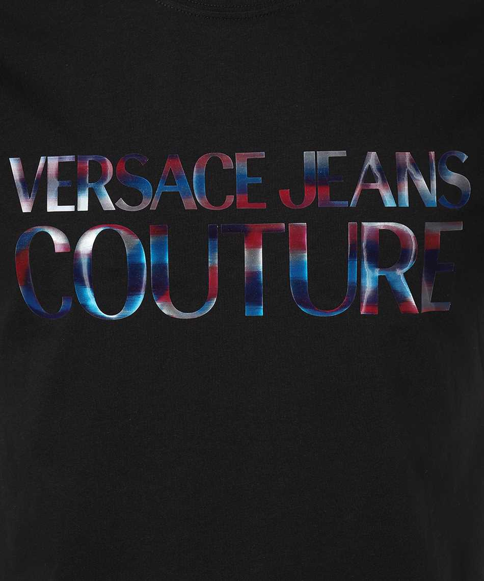 Versace Jeans Couture B3GWA7GB 30382 SLIM LOGO REFLECTIVE T-shirt 3