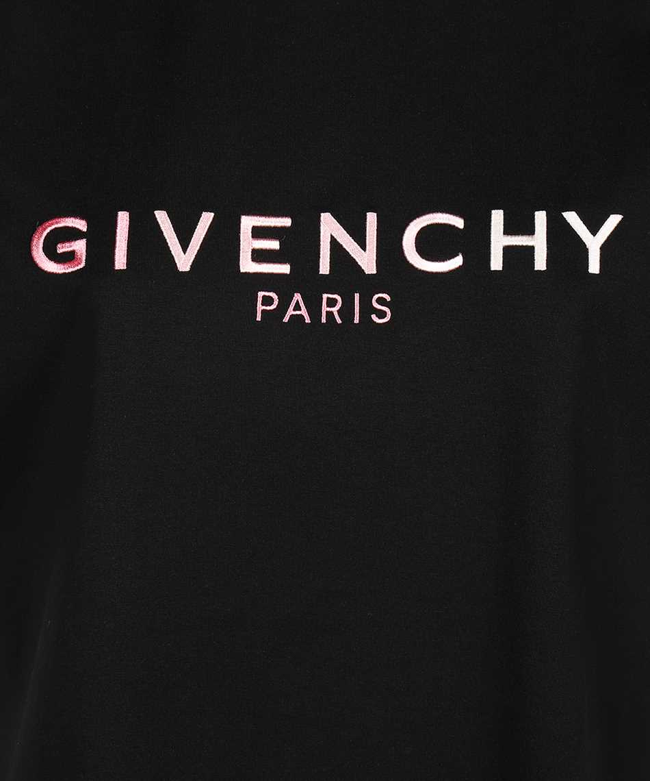 Givenchy BW707Z3Z41 EMBROIDERED T-shirt 3
