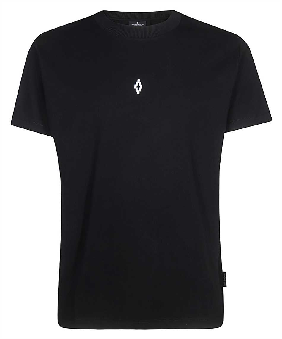 Marcelo Burlon CMAA018F19001081 MONSTER SQUARE T-shirt 1