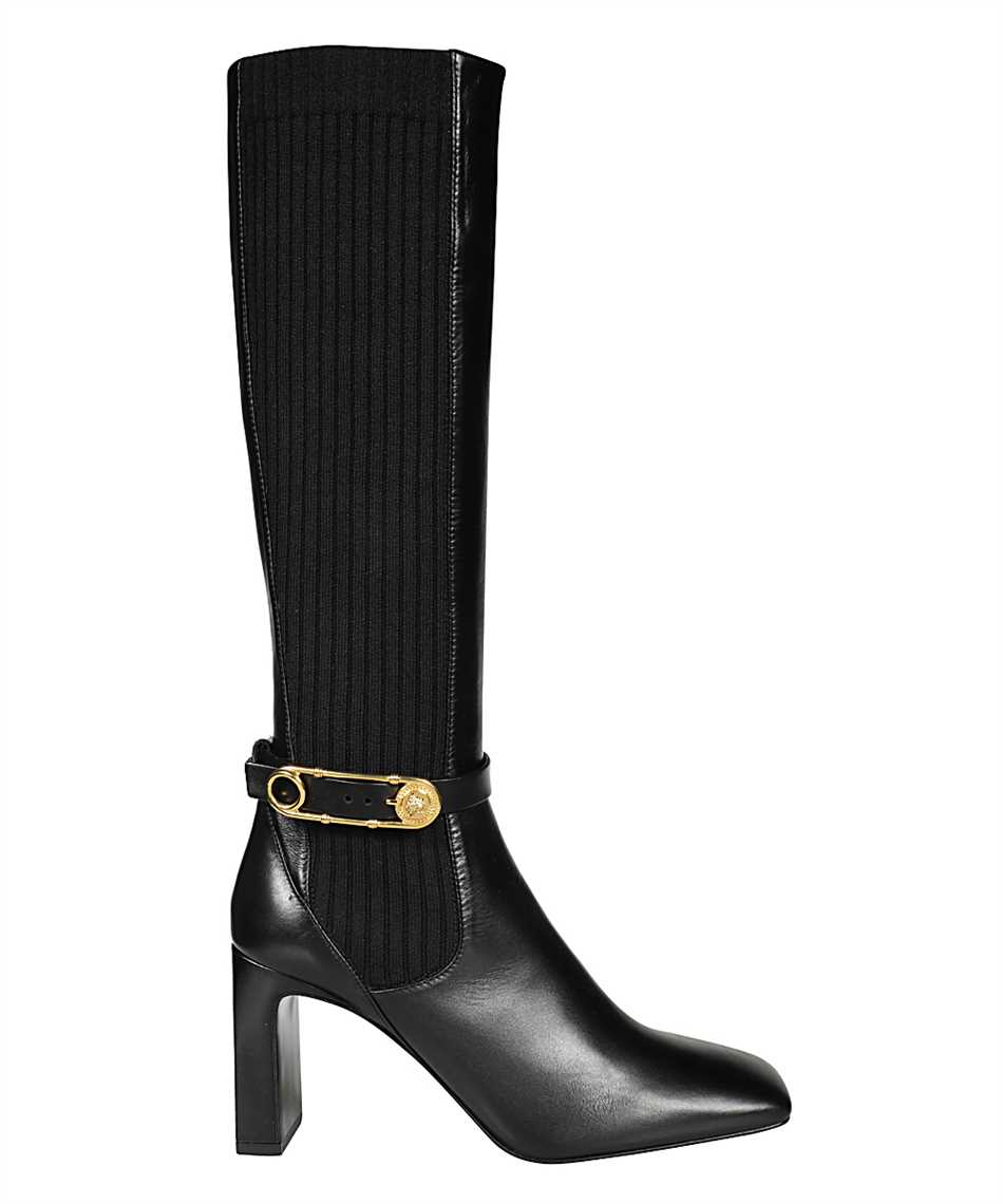 Versace DST472M DVT2P SAFETY PIN Stiefel 1