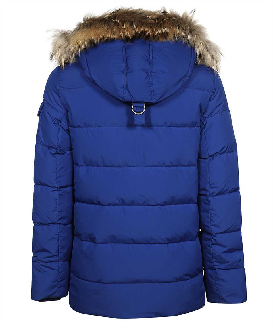 PYRENEX HMQ004 AUTHENTIC MINI RIPSTOP FUR Jacket 2