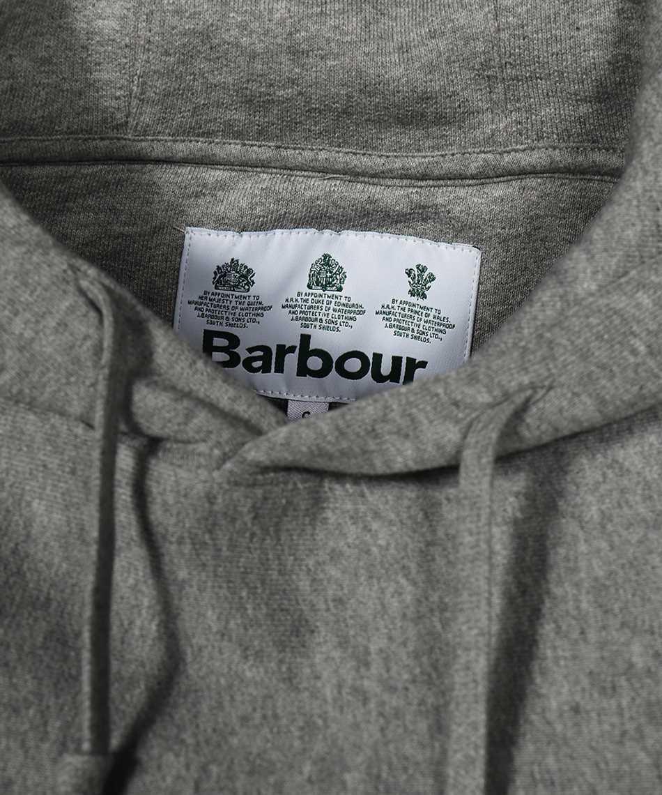 Barbour MOL0307GY52 ISLE POP OVER Felpa 3