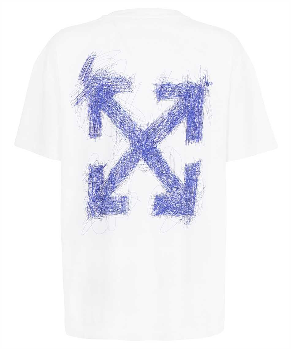Off-White OWAA089F21JER013 PEN ARROWS REG T-shirt 2