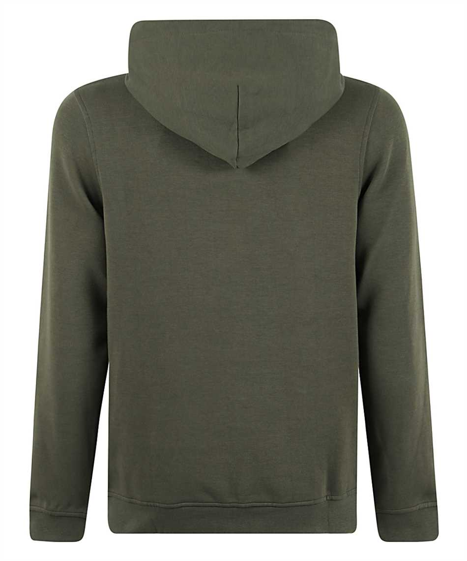 Balr. Q-Series straight zip thru hoodie Kapuzen-Sweatshirt 2