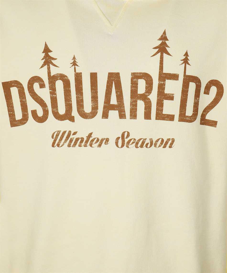 Dsquared2 S71GU0401 S25030 WINTER SEASON Hoodie 3