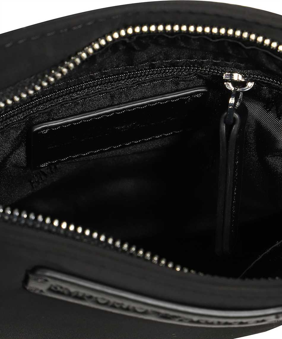 Emporio Armani Y4M234 YOB3E WOVEN MESSENGER Bag 3