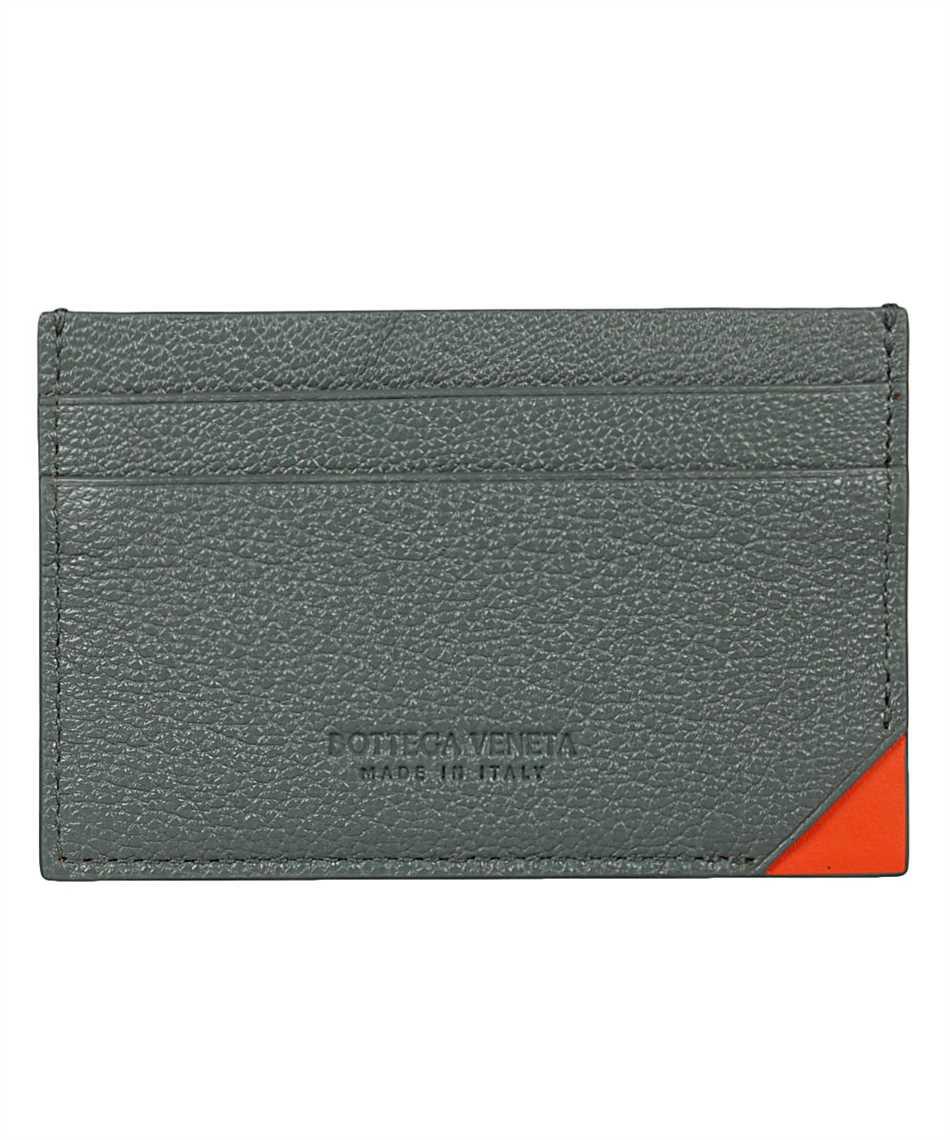 Bottega Veneta 629684 VA971 TEXTURED GOAT LEATHER Card holder 1