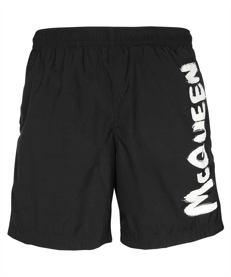 Alexander McQueen 660060 4419Q LOGO PRINT Swim shorts 1