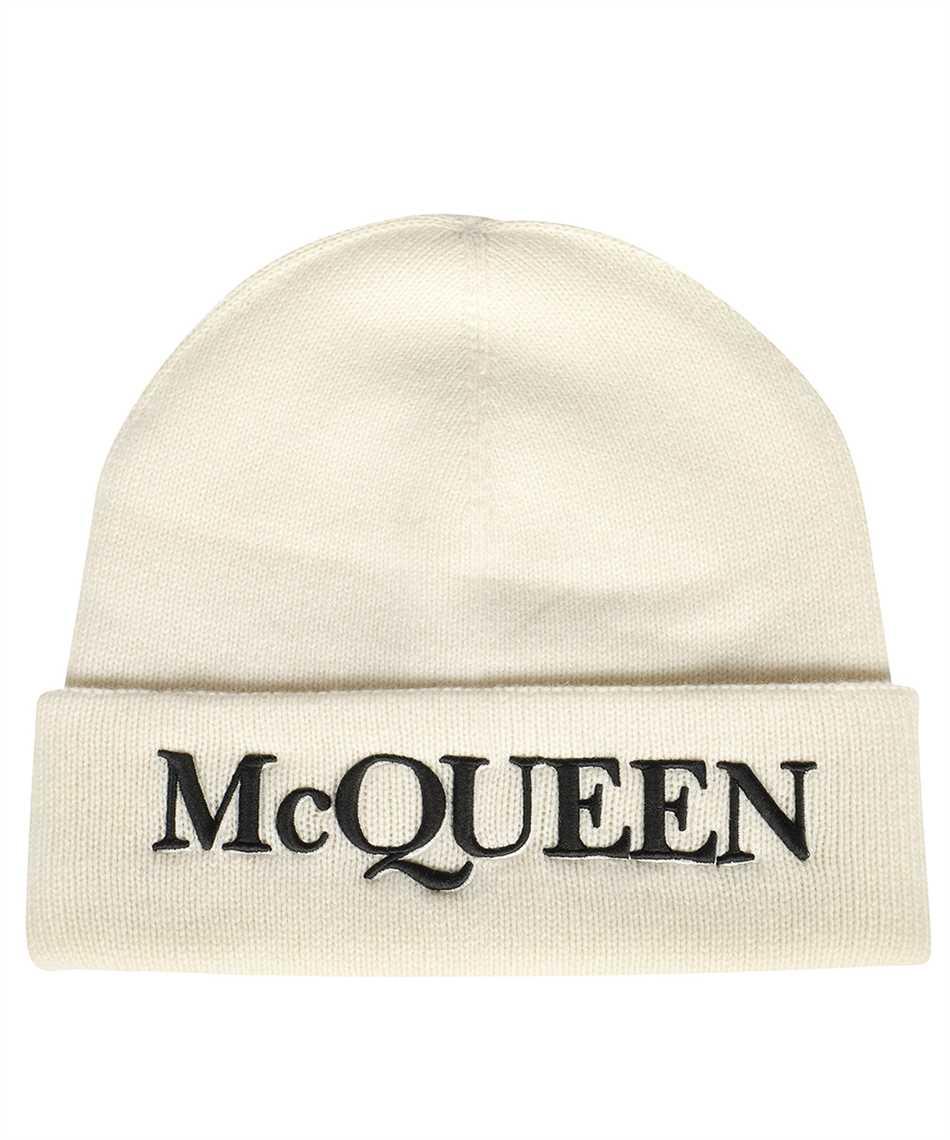 Alexander McQueen 663195 4890Q MCQUEEN Mütze 1